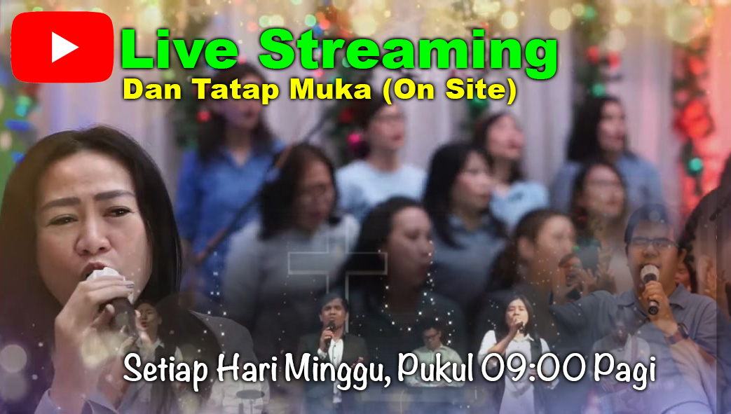 IBADAH MINGGU LIVE STREAMING